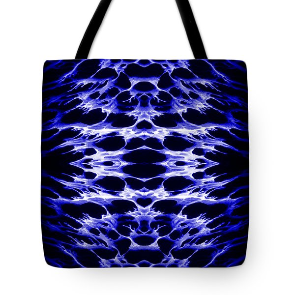 Abstract 159 Tote Bag by J D Owen