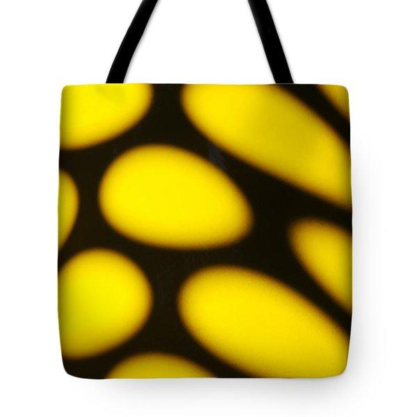 Abstract 17 Tote Bag by Tony Cordoza