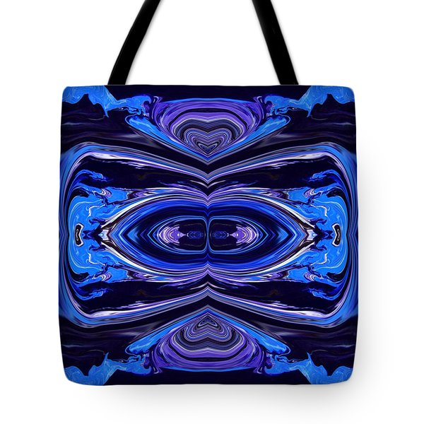 Abstract 175 Tote Bag by J D Owen
