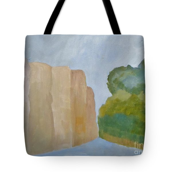 Abstract #2 Tote Bag by Susan Williams