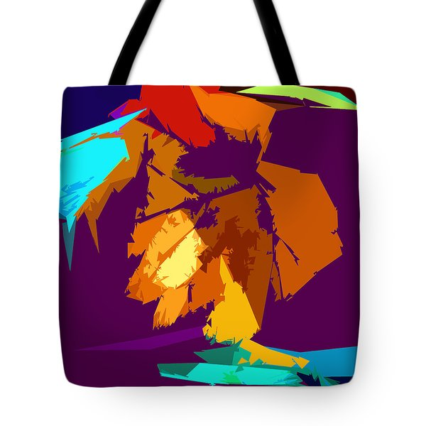 Abstract 3-2013 Tote Bag by John Lautermilch