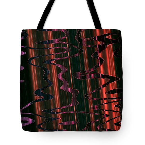 Abstract 327 Tote Bag