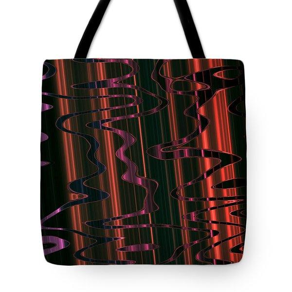 Abstract 327 Tote Bag