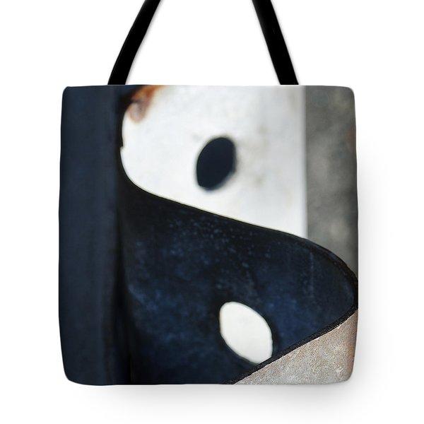 Abstract 5 Tote Bag by Rick Mosher