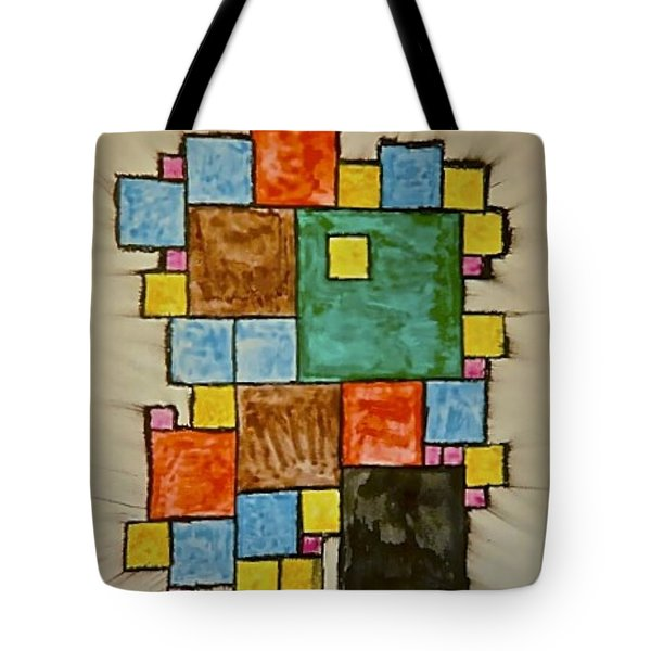 Abstract 89-003 Tote Bag