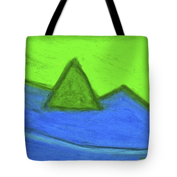 Abstract 92-001 Tote Bag