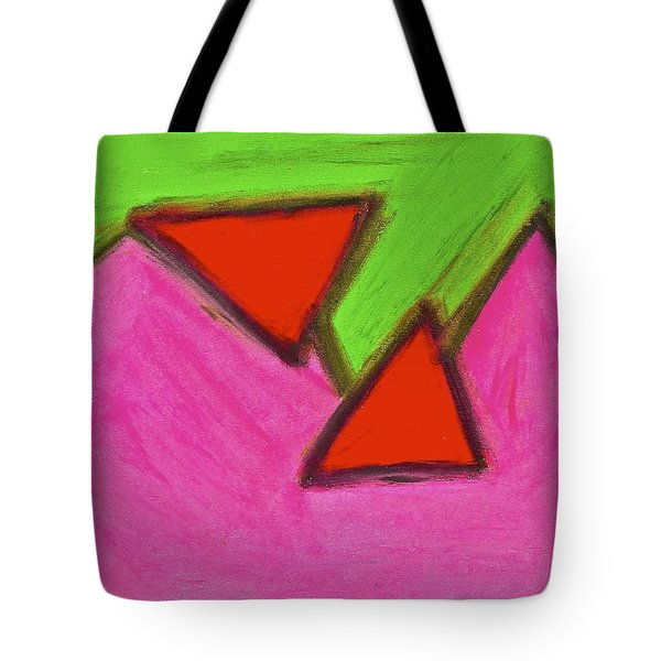 Abstract 92-002 Tote Bag
