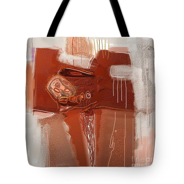Abstract 946 Tote Bag by Nedunseralathan R