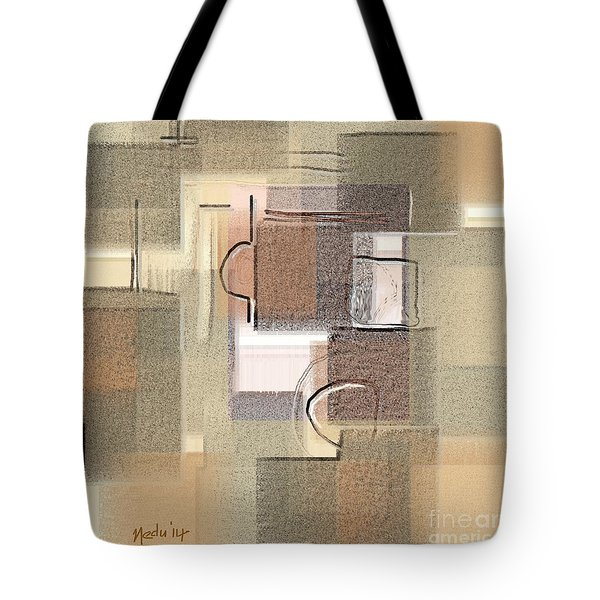Abstract 949 Tote Bag by Nedunseralathan R