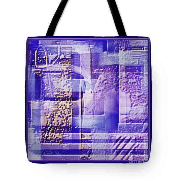 Abstract 950 Tote Bag by Nedunseralathan R