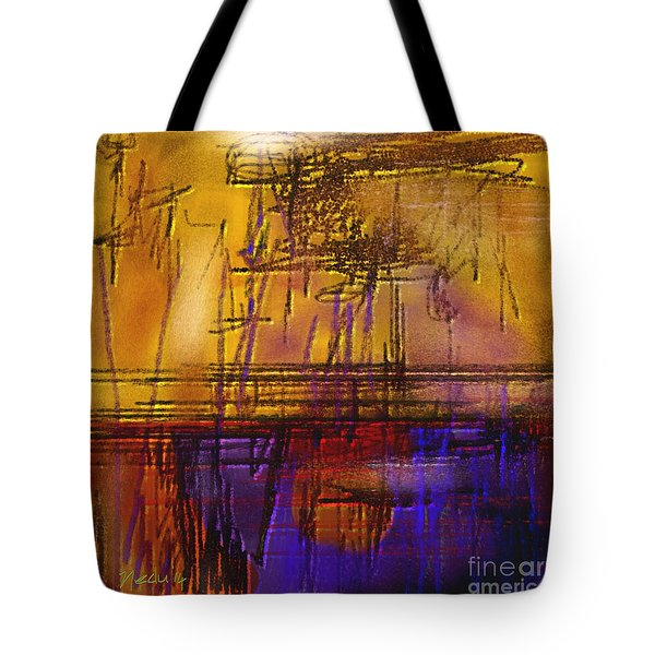 Abstract 970 Tote Bag by Nedunseralathan R