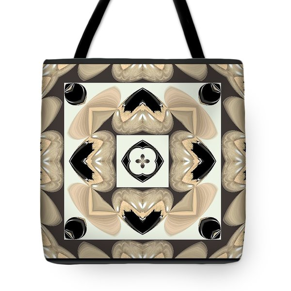 Abstract A029 Tote Bag by Maria Urso