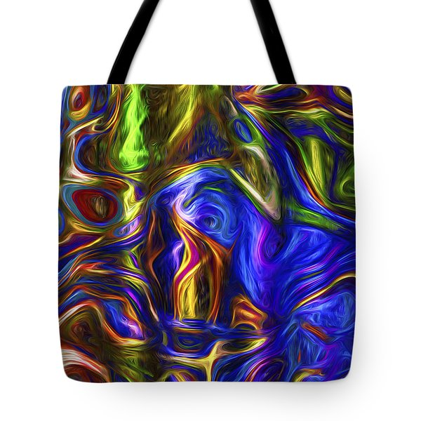 Abstract Series A3 Tote Bag