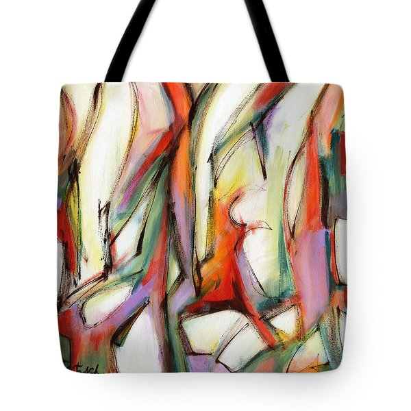 Abstract Art Forty-six Tote Bag