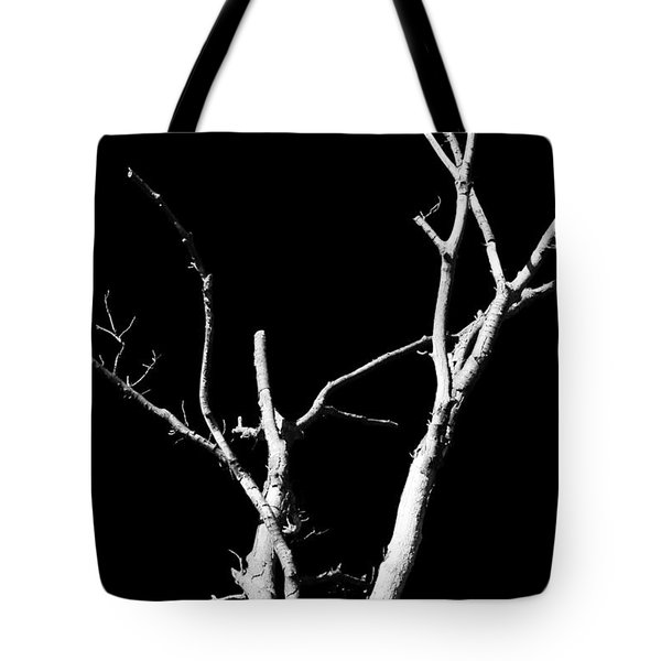 Abstract Branches Tote Bag