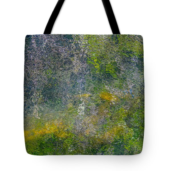 Abstract By Nature Tote Bag by Roxy Hurtubise