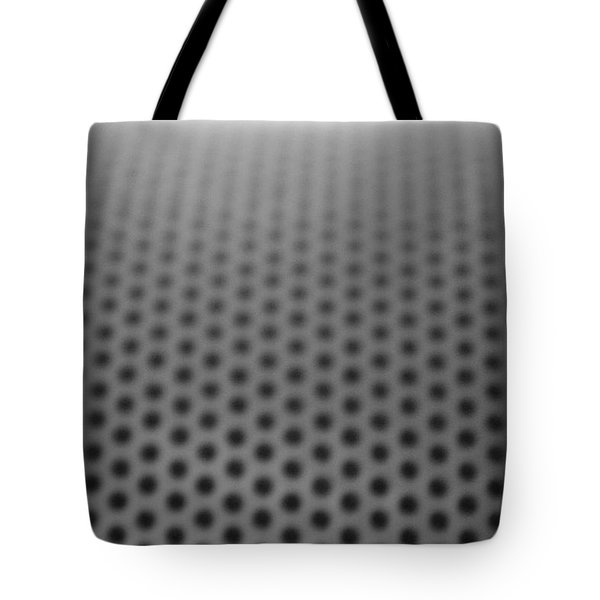 Abstract Coal Tote Bag by Stanislav Killer