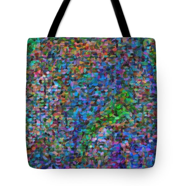 Abstract Colorfull  Art Tote Bag