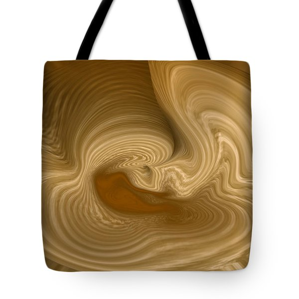 Tote Bag featuring the photograph Abstract Design by Charles Beeler
