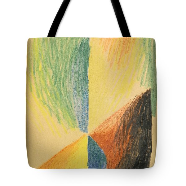 Abstract Forms Xiv Tote Bag