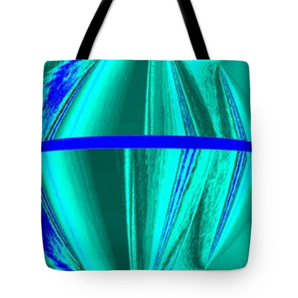 Abstract Fusion 182 Tote Bag by Will Borden