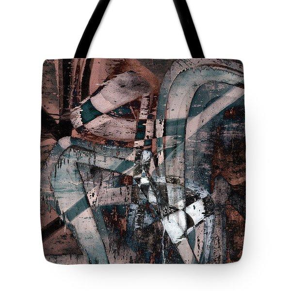 Abstract Graffiti 1 Tote Bag