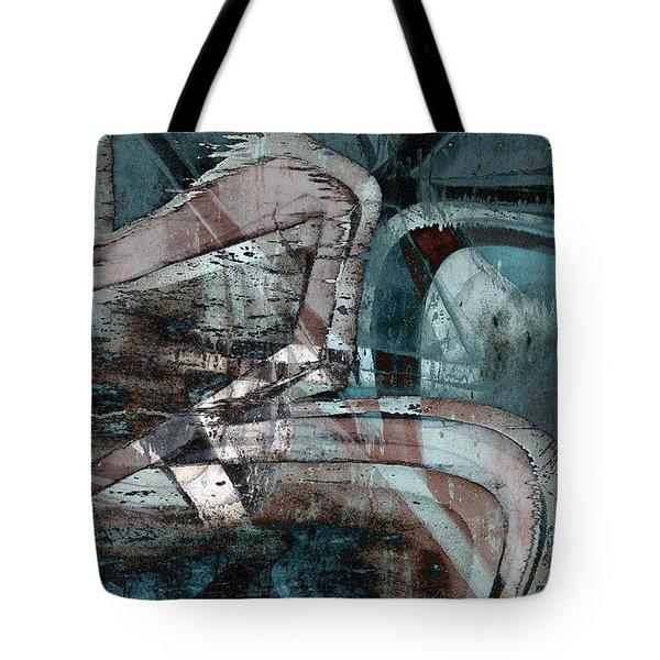 Abstract Graffiti 9 Tote Bag