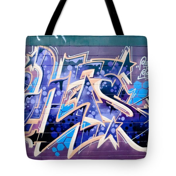 Abstract Graffiti Art Tote Bag