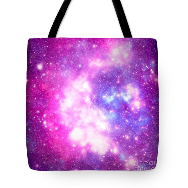 Abstract Heaven Tote Bag