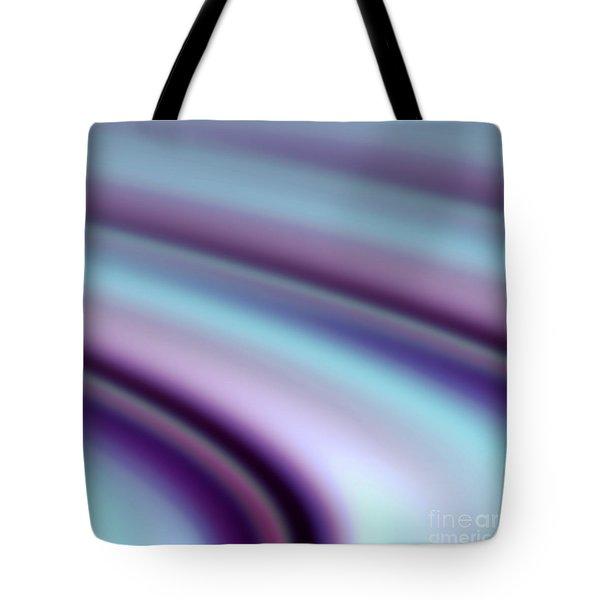 Abstract Hues Tote Bag by Liz  Alderdice