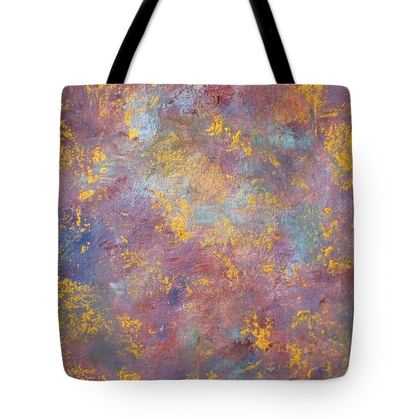 Abstract Impressions Tote Bag