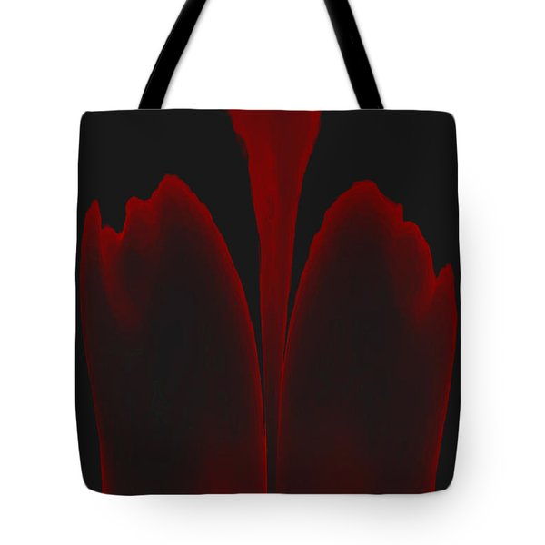 Abstract In Bloom 3 Tote Bag