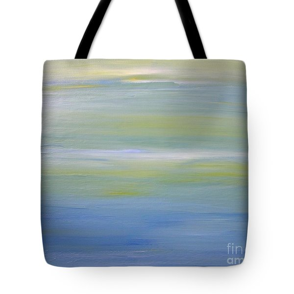 Abstract Landscape  Tote Bag by Susan  Dimitrakopoulos