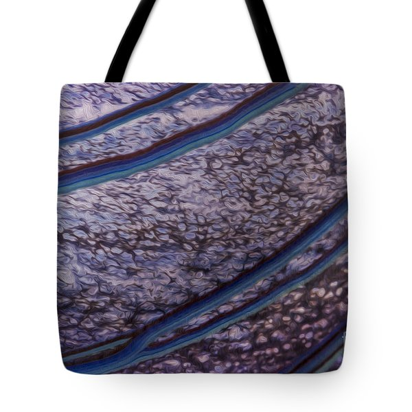 Abstract Lines. Tote Bag