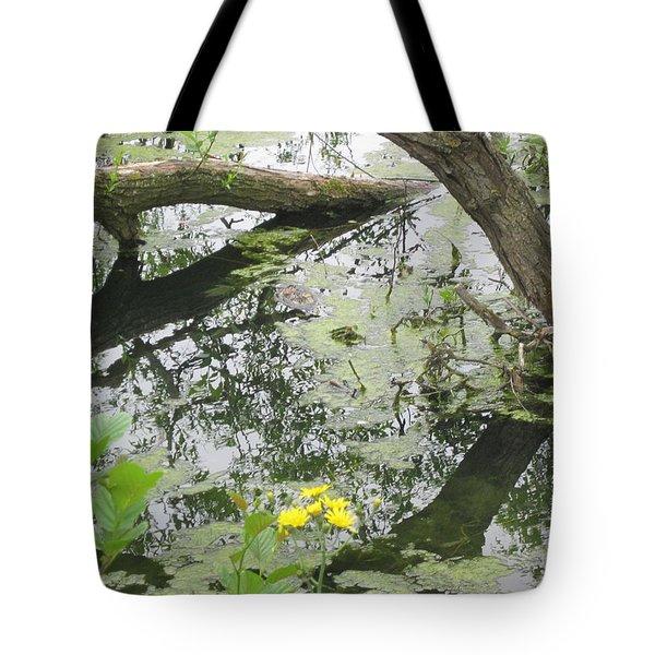 Abstract Nature 2 Tote Bag