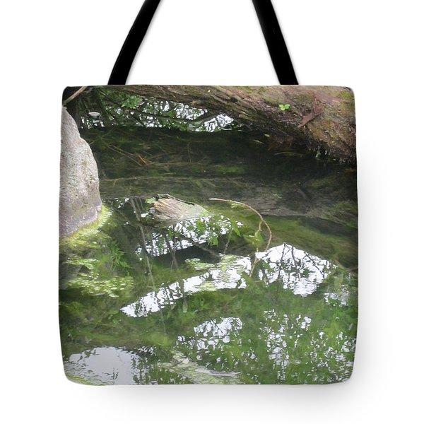 Abstract Nature 3 Tote Bag