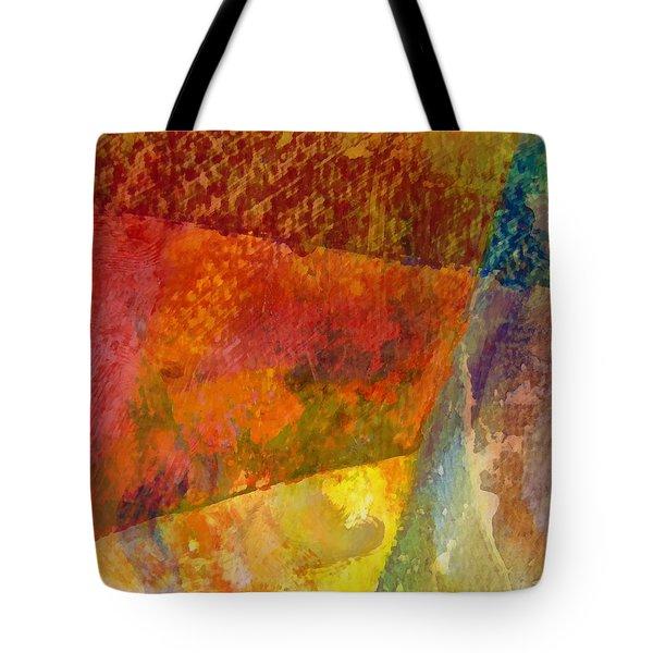 Abstract No. 2 Tote Bag