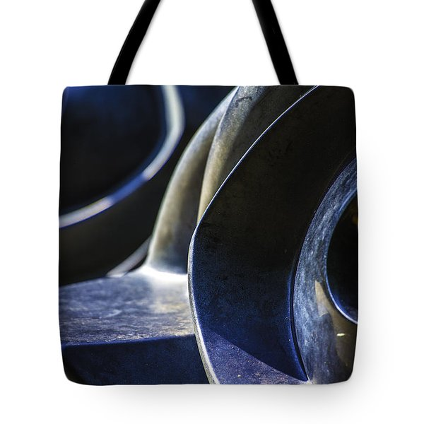 Abstract No.4 Tote Bag