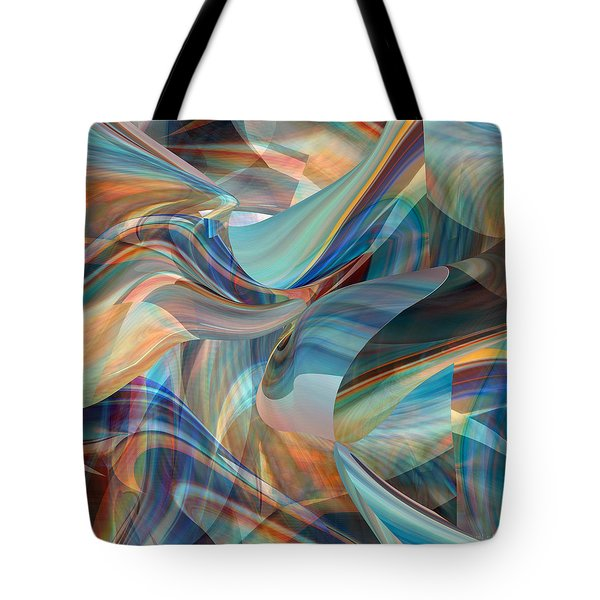 Pastel Soft - 002 Tote Bag by rd Erickson