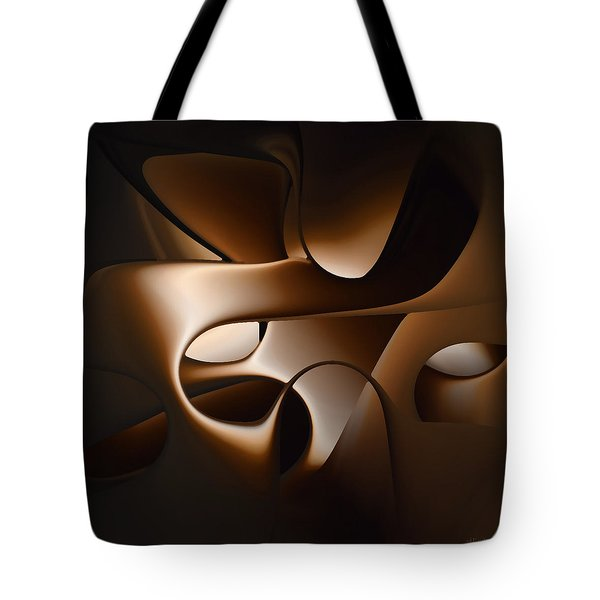 Chocolate - 005 Tote Bag by rd Erickson