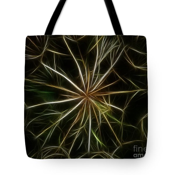 Abstract Of Nature 2 Tote Bag by Vivian Christopher