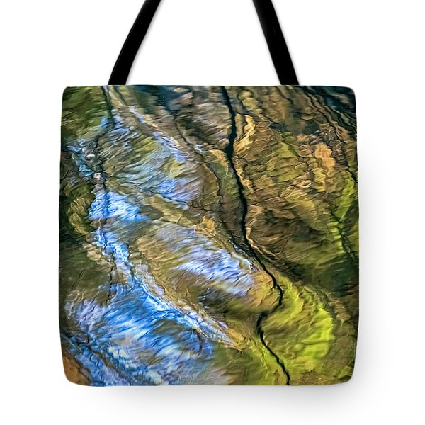 Abstract Of Nature Tote Bag