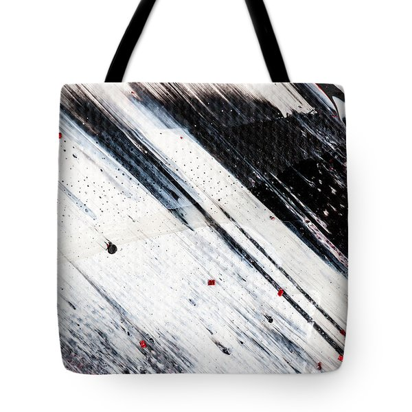 Abstract Original Artwork One Hundred Phoenixes Untitled Number Eight Tote Bag