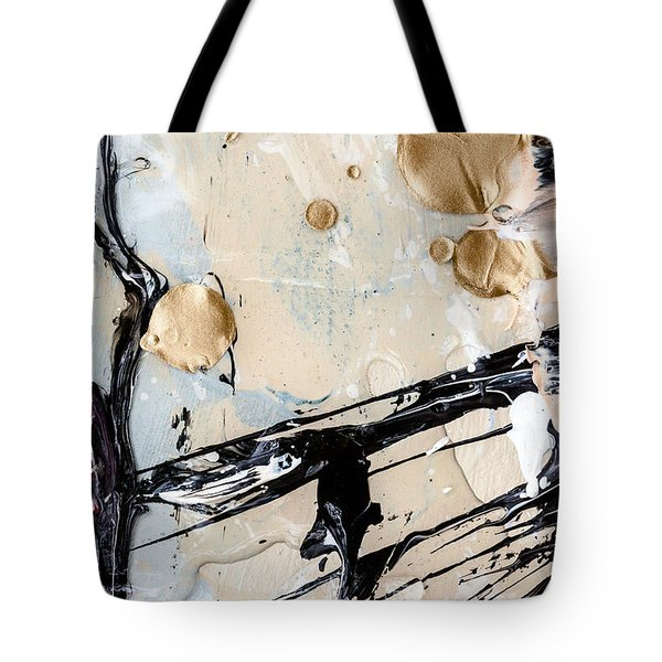 Abstract Original Painting Untitled Twelve Tote Bag