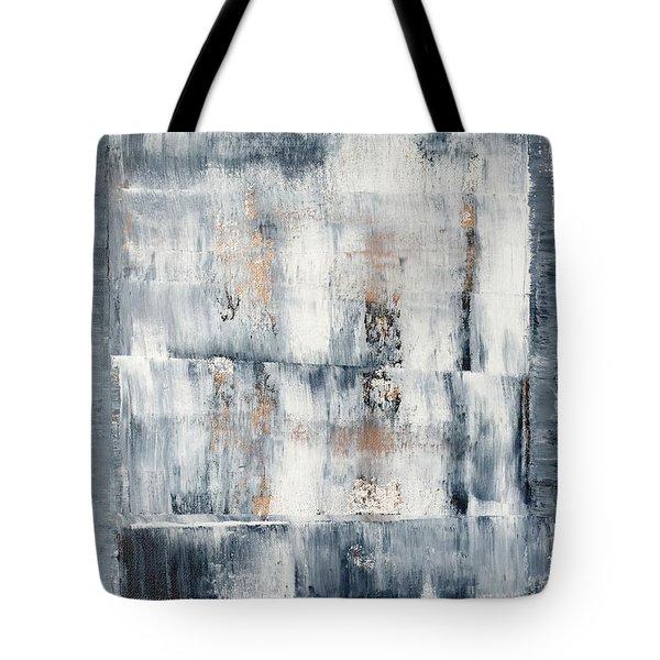 Abstract Painting No. 1 Tote Bag by Julie Niemela