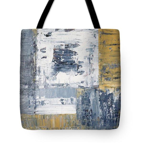 Abstract Painting No. 3 Tote Bag by Julie Niemela