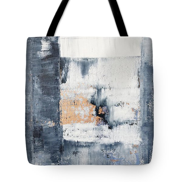 Abstract Painting No.5 Tote Bag by Julie Niemela