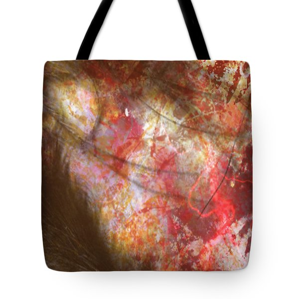 Abstract Pillow Tote Bag by Kim Prowse