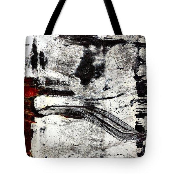 Abstract Post 3 Tote Bag