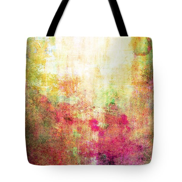 Abstract Print 14 Tote Bag by Filippo B